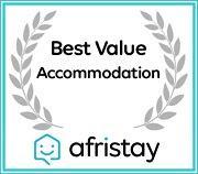 Afristay Best value accomodation